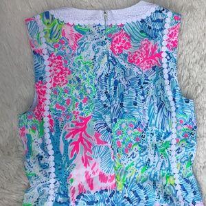 Lilly Pulitzer Dresses - Lilly Pulitzer Mila Stretch Dress Sink or Swim
